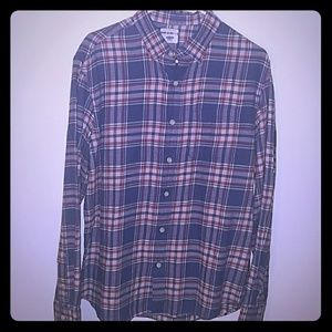 😍SALE!⬇OLD NAVY PLAID BUTTON-DOWN